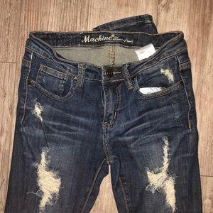 Machine skinny jeans size 3